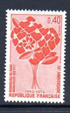 FRANCE MNH 1972 SG1966  20TH ANV OF POST OFFICE EMPLOYEES BLOOD DONORS ASSOC