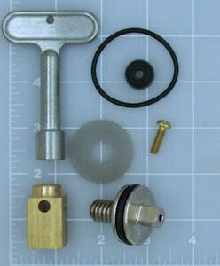 Zurn HYD-RK-1320-C/21-C. Hidrante Reparar Kit 66955-206-9 NOS Sellado Bolsa