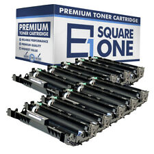 eSquareOne Compatible Drum Unit Replacement for Brother DR720 (Black, 10-Pack)
