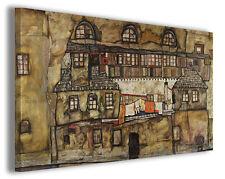 Quadro moderno Egon Schiele vol XXXIII stampa su tela canvas pittori famosi
