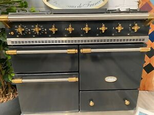 EX Display Lacanche Macon range cooker Oven Anthracite Brass Appliance IN STOCK
