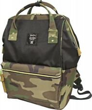 Anello Official Poly Cane mouthpiece backpack (black x camouflage) AT-B0193 BCA