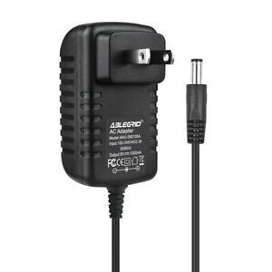 9V 1A Power Supply Adapter Charger AC DC Transformer 5.5mm x 2.1~2.5mm Center+