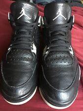 1999 Air Jordan 4 Oreo Basketball Shoe Size 10.5 *Midsoles Swapped*