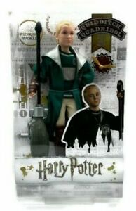 Harry Potter Quidditch Draco Malfoy Collectable Doll Toy Gift Hogwarts