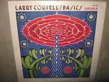 LARRY CORYELL Basics RARE SEALED New LP 1976 Vanguard VSD79375 Ron Carter Purdie