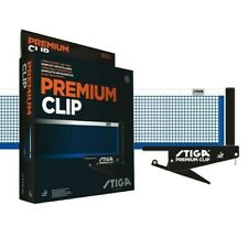 Stiga Premium Clip ITTF Table Tennis Net set