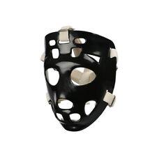 Mylec Roller / Street Hockey JUNIOR Goalie Mask, Halloween Jason Mask, BLACK