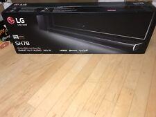 LG Electronics SH7B 4.1 Channel 360W Sound Bar Speaker w/ Wireless Subwoofer NEW