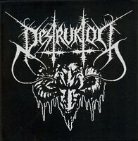 Destruktor Patch Destroyer 666 Gospel Of The Horns Atomizer Abominator Vomitor