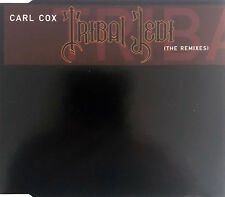 Carl Cox ‎Maxi CD Tribal Jedi (The Remixes) - England (M/M)