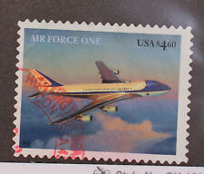 Scott 4144 - $4.60 Air Force One - Used - SCV - $5.00