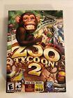 Zoo Tycoon 2 (pc, 2004) Complete Windows Computer Game Microsoft Sku:1