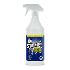 Stainerizer Professional Grade Dog & Cat Urine Enzyme Cleaner 32oz