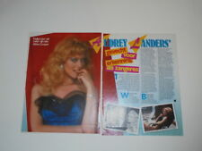 Audrey Landers Dallas H-Bomb Boudewijn de Groot Andy Kaufman clippings Holland
