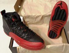 a80dad34ea9b Nike Air Jordan 12 Flu Game New In Box Mens Size 12 Basketball Retro 2016