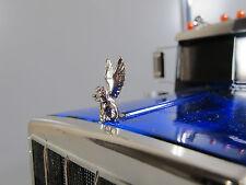 Toy Hood Ornament emblem flying Pig for Tamiya 1/14 RC King Grand Knight Hauler