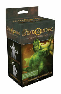 Lord of the Rings: Journeys in Middle-Earth - Dwellers in Darkness Figure Pack