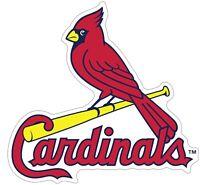 "St Louis Cardinals MLB Vinyl Decal - You Choose Size 2""-28"""