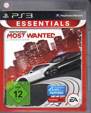 Need for Speed - Most Wanted (PlayStation 3)