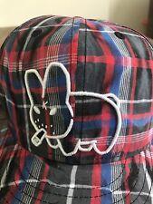 Kozik  Kidrobot Labbit New Era Hat 7 3/8 Worn Once! Rare