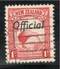 NEW ZEALAND STAMPS OFFICIAL  CANCELED USED     LOT 39193