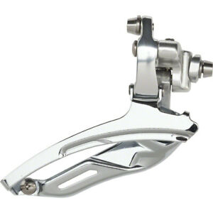 MicroShift R539 Triple 9 speed Braze-On Front Derailleur 22t Capacity