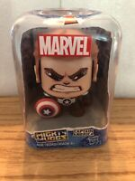 Captain America Mighty Muggs Strike Capt. New !!!   Marvel Avengers Hasbro