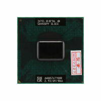 100% OK SLGES Intel Core 2 Duo T9800 2.93 GHz Dual-Core Laptop Processor CPU