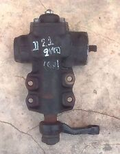NISSAN / DATSUN D21 Pick Up 2WD Steering Gear Box Assembly Left Hand Drive