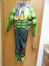 Halloween Costume Cosplay Rubie's Marvel Avengers Infinity War Hulk M 8-10