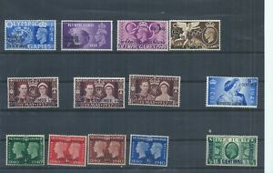 Morocco Agencies stamps.  Small MH lot. Includes the 1948 Olympic Games  (Q112)