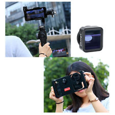 1pcs 1.33X Mobile Phone Anamorphic Lens for iPhone Pixel Samsung Galaxy OnePlus