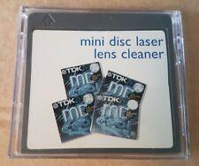 Minidisc Lens Cleaner