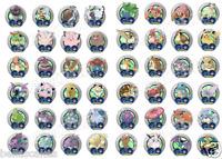 Eßbar Tortenaufleger Pokemon Go DVD Muffin NEU 40 Stück Oblate backen Dekoration