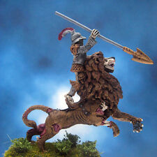 Painted Reaper Miniature War riding Undead Lion