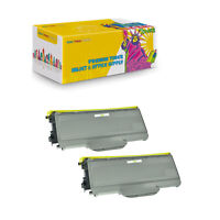 2 Compo Compatible TN360 Toner Cartridge for Brother HL-2170 MFC-7840 DCP-7040
