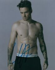 Liam Payne One Direction Shirtless Signed 8x10 Autographed Photo COA Proof 9
