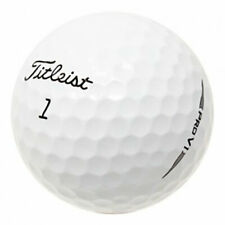 120 Titleist Pro v1 2019 高尔夫球 * 没有标记或标志 *