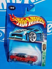 Hot Wheels 2003 Treasure Hunt #12 1971 Plymouth GTX (Barracuda) w/ COMO5s