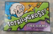 TOTALLY GROSS THE GAME OF SCIENCE - UNIVERSITY GAMES - 2002 - FACTORY SEALED