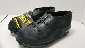 NEW LaCrosse ZXT Reflective Rubber Sz 10 Tracktion Buckle Overshoe 00367130 Boot