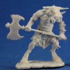 Reaper Bones 77251 Bloodhoof Minotaur Barbarian