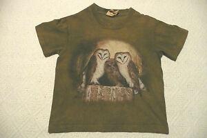 "Superbe T-shirt Garçon taille S (5 ans) ""The Mountain"""