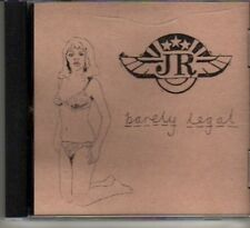 (DF777) JR, Barely Legal - 1998 CD