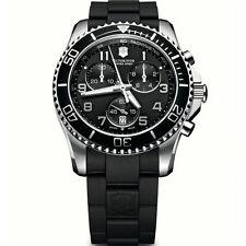NEU Victorinox Schweizer MAVERICK GS Chronograph Uhr Chronograf 241431