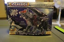 Zoids Command Wolf Irvine - New in Box