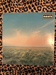 "OASIS WHATEVER 12"" VINYL SINGLE"
