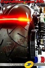 FEU ARRIÈRE PHARE CLIGNOTANTS flexible  Harley Cafe Racer Triumph Chopper Custom