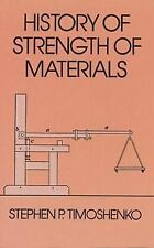 History of Strength of Materials (Dover Civil and Mechanical Engineering) by St